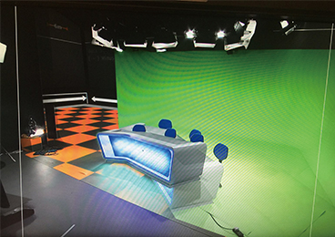 HKJC - Virtual TV Studio