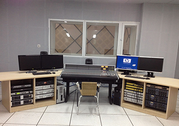 Xiamen College of Piano - Music Recording Studio