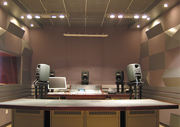 National Academy of Chinese Theatre Arts - Music Recording Studio
