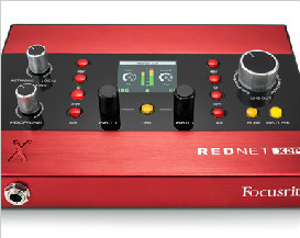 Focusrite Highlights New RedNet X2P Interface At InfoComm 2018