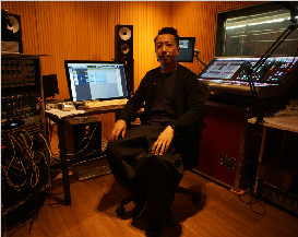 【User Stories】Fulfilling an artistic choice, Ho Bing on the SSL Live L300