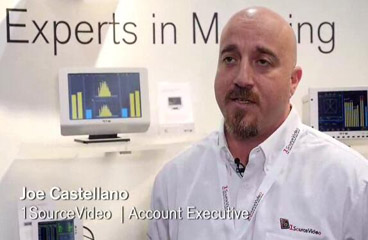 NAB 2014 Joe Castellano采访
