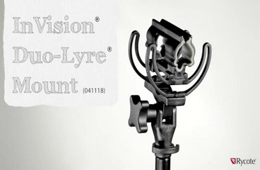 InVision? Duo Lyre? Mount (InVision? 7HG MKIII)